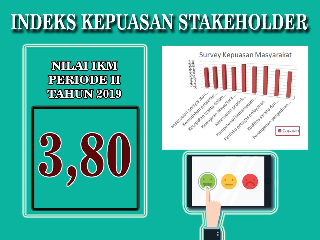 Indeks Kepuasan Stakeholder